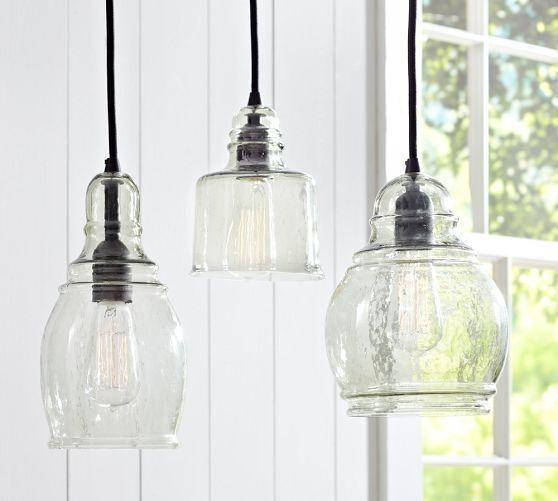 Inspiration Hand Blown Glass Pendant Lights Unique Pendant Decor With Regard To Blown Glass Pendant Lights (#7 of 15)