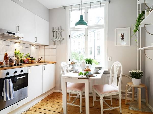 Popular Photo of Green Kitchen Pendant Lights