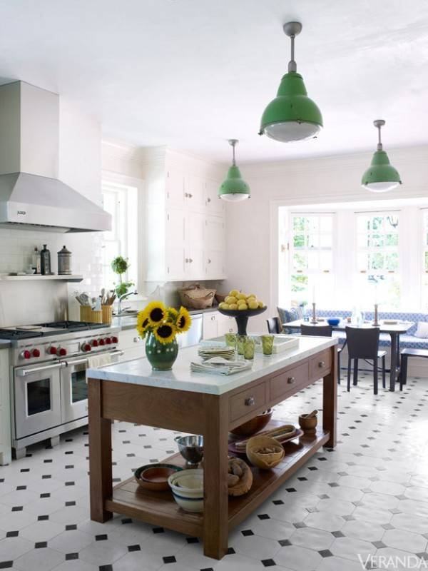 Inspired By} Green Industrial Lights – The Inspired Room Pertaining To Green Kitchen Pendant Lights (#9 of 15)