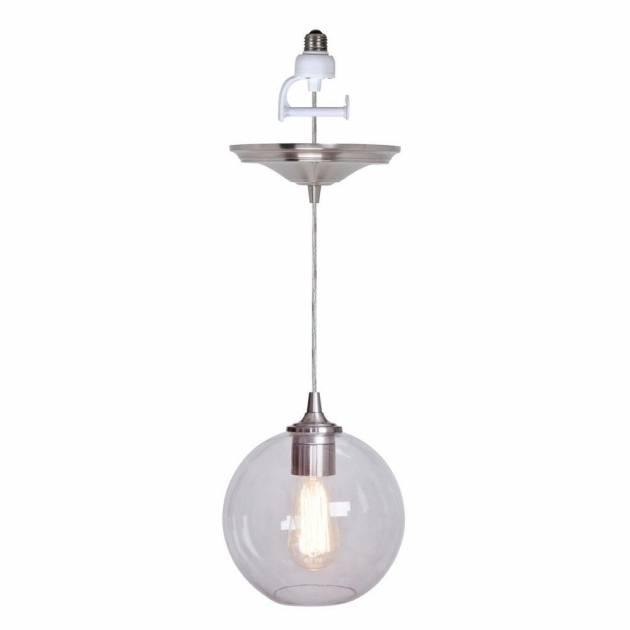 Instant Pendant Light Conversion Kit – Pendant Lighting Ideas Pertaining To Instant Pendant Lights (View 15 of 15)