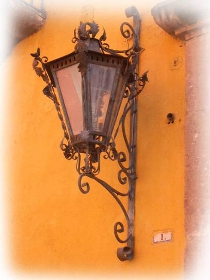 Iron Chandeliers, Foyer Lamps & Outdoor Lanterns From Mexico Within Mexican Lights Fixtures (View 8 of 15)