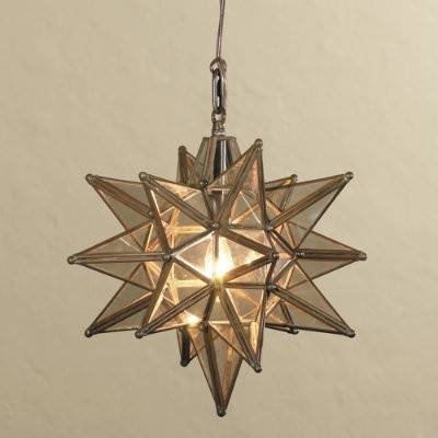 Is The Moravian Star Pendant Light A Plug In Lamp? With Plug In Pendant Lights (#10 of 15)