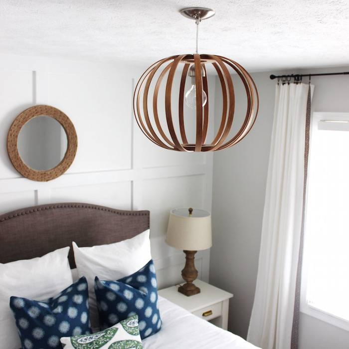 It's A Grandville Life : Diy Bentwood Pendant Light Intended For Bentwood Pendant Lights (#8 of 15)