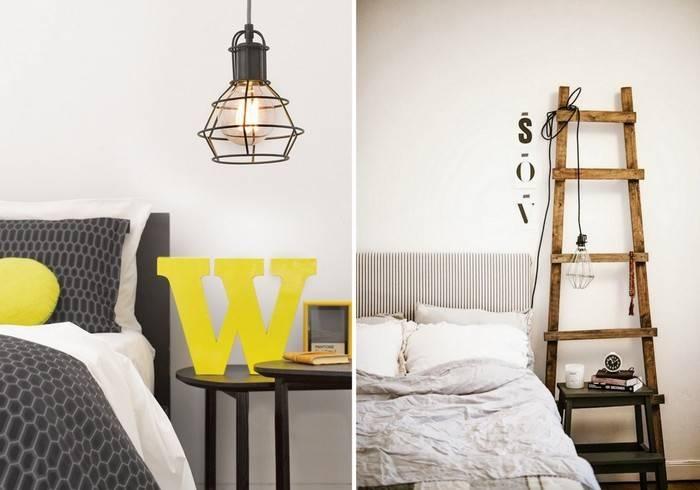 It's Hip To Hang: Bedside Lighting | Design Lovers Blog For Hanging Plugin Pendant Lights (View 3 of 15)
