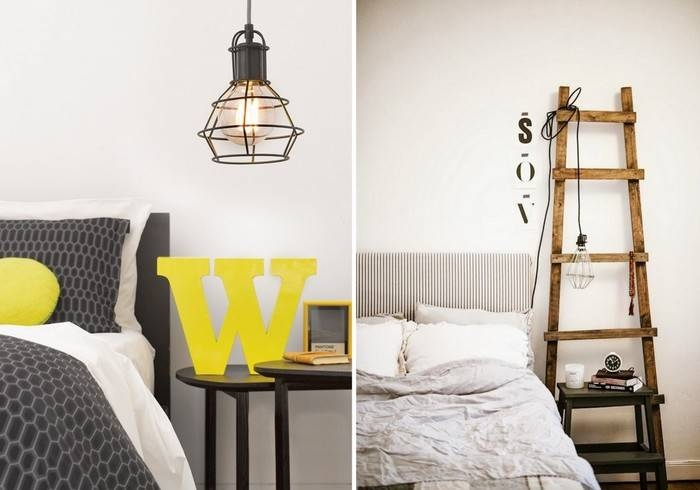 It's Hip To Hang: Bedside Lighting | Design Lovers Blog With Regard To Plug In Hanging Pendant Lights (#11 of 15)