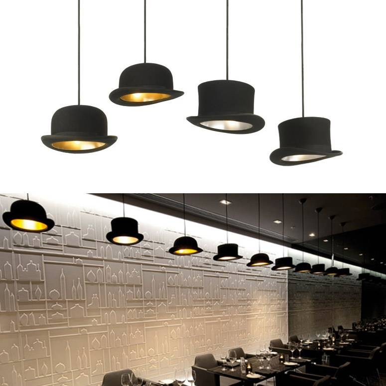 Popular Photo of Jeeves And Wooster Pendant Lights