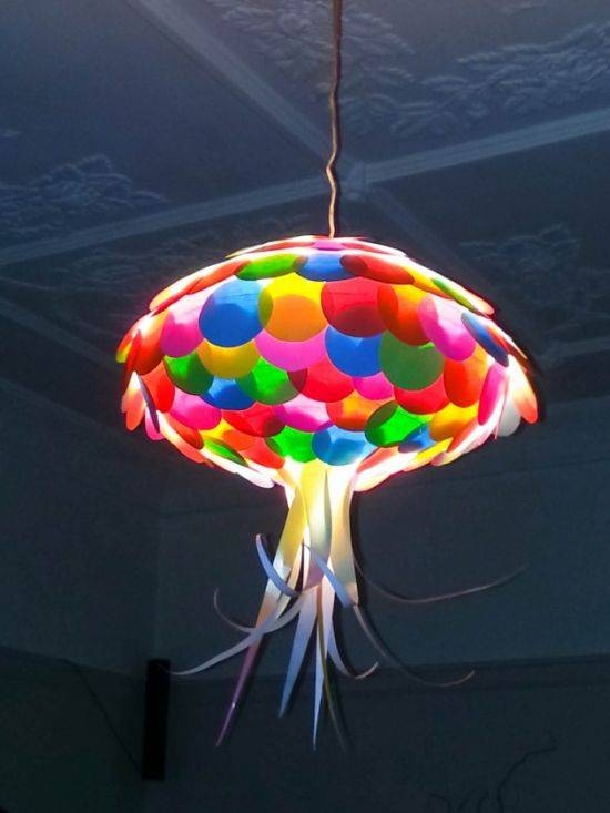 Jellyfish Lighting Ideas For Your Home | Ultimate Home Ideas In Jellyfish Lights Shades (#12 of 15)