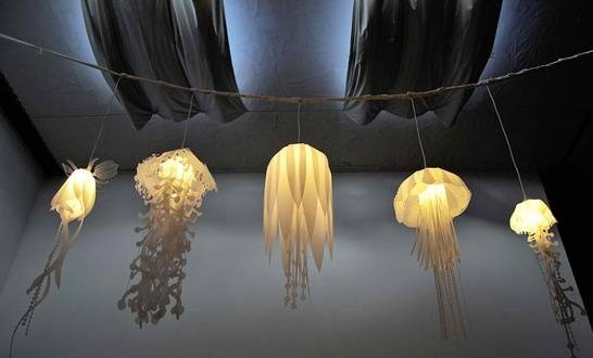 Jellyfish Lighting Ideas For Your Home | Ultimate Home Ideas Inside Jellyfish Lights Shades (#14 of 15)