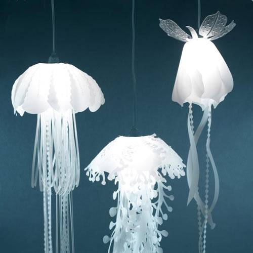 Jellyfish Lighting Ideas For Your Home | Ultimate Home Ideas Pertaining To Jellyfish Inspired Pendant Lights (View 9 of 15)