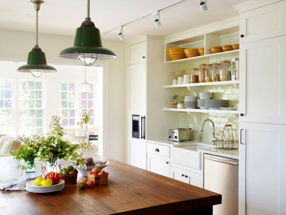 Kitchen Chandeliers, Pendants And Under Cabinet Lighting | Diy With Regard To Green Kitchen Pendant Lights (#12 of 15)