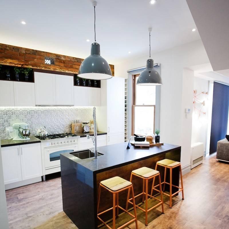 Kitchen Industrial Pendant Lighting Fixtures | Design Ideas & Decors Regarding Industrial Kitchen Lighting Pendants (View 10 of 15)