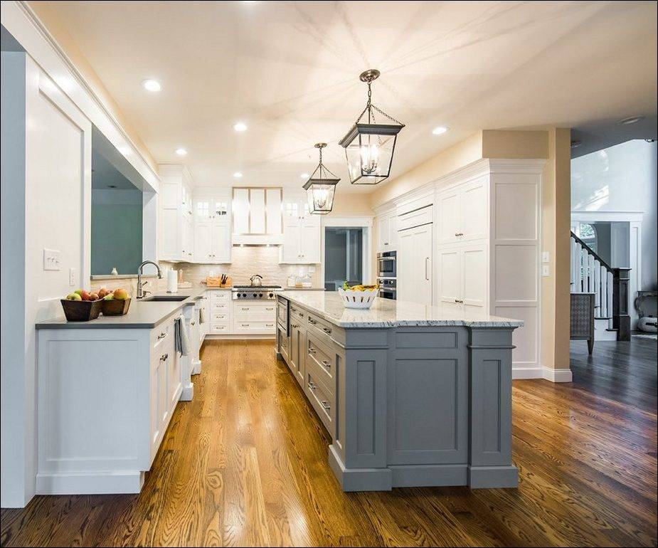 Kitchen : Island Chandelier Kitchen Ceiling Fixtures Pendant Throughout Single Pendant Lights For Kitchen Island (#6 of 15)