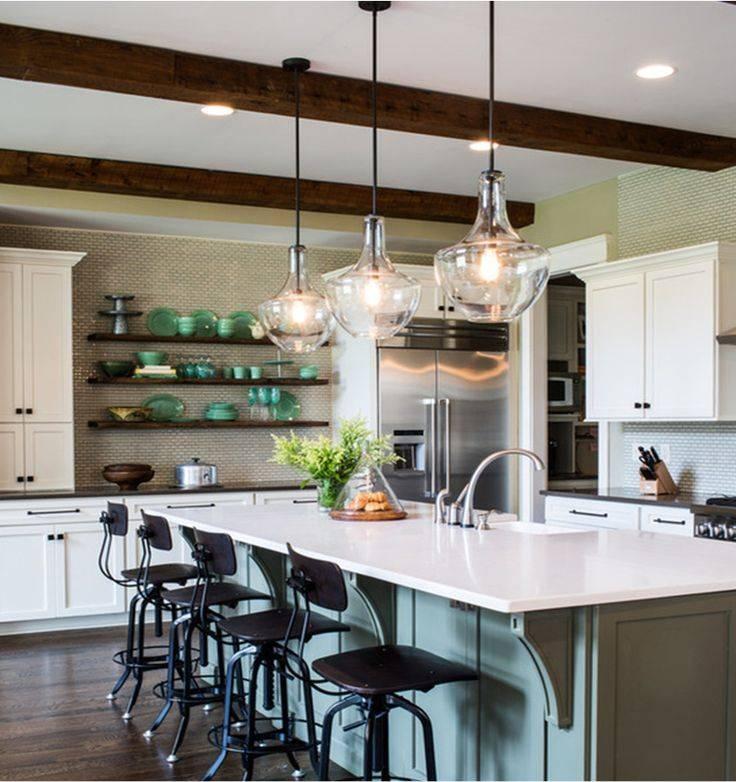Kitchen Island Lighting Decoration | Best Home Decor Inspirations Intended For Kichler Pendant Lighting For Kitchen (#7 of 15)
