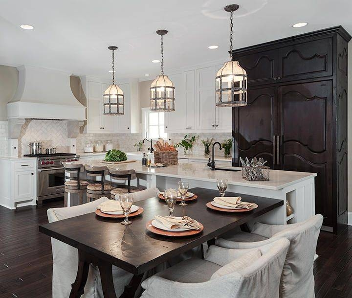 Kitchen Island Lighting Ideas (#14 Of 15)