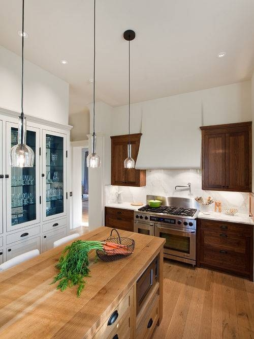 Kitchen Island Pendant Light | Houzz Pertaining To Pendants For Kitchen Island (#8 of 15)
