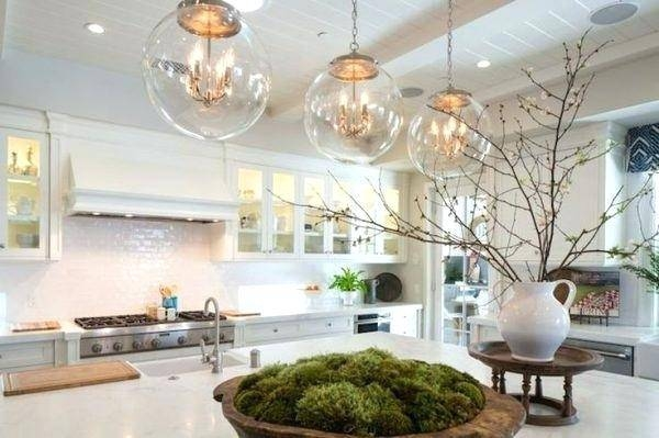 Kitchen Island Pendant Lighting – Fitbooster With Regard To Single Pendant Lights For Kitchen Island (#8 of 15)