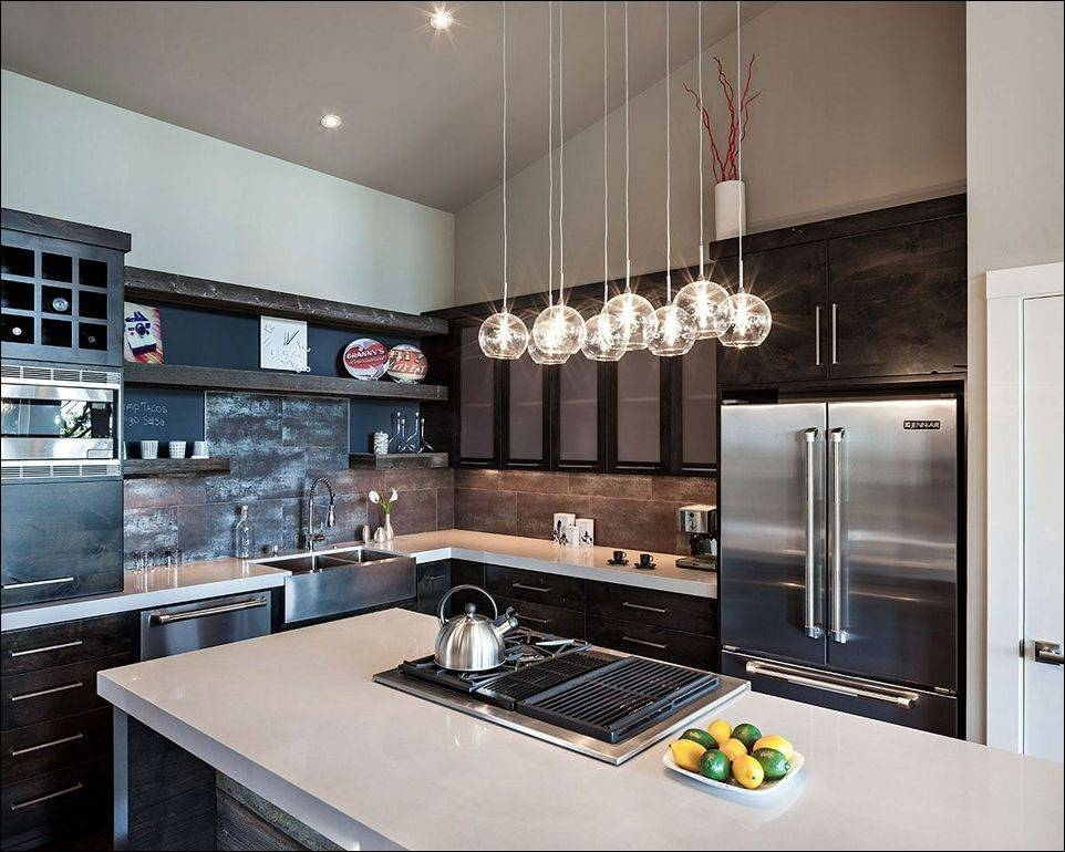 Kitchen : Pendant Light Over Sink Black Island Light Dining Light Pertaining To Pull Down Pendants (#10 of 15)