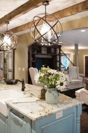 Kitchen Pendants Lights Over Island – Foter With Regard To Single Pendant Lights For Kitchen Island (#9 of 15)