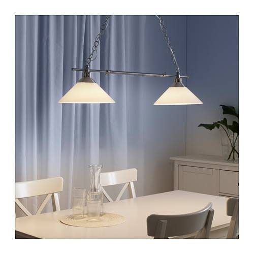 Kroby Pendant Lamp Double – Ikea In Double Pendant Lights (View 4 of 15)