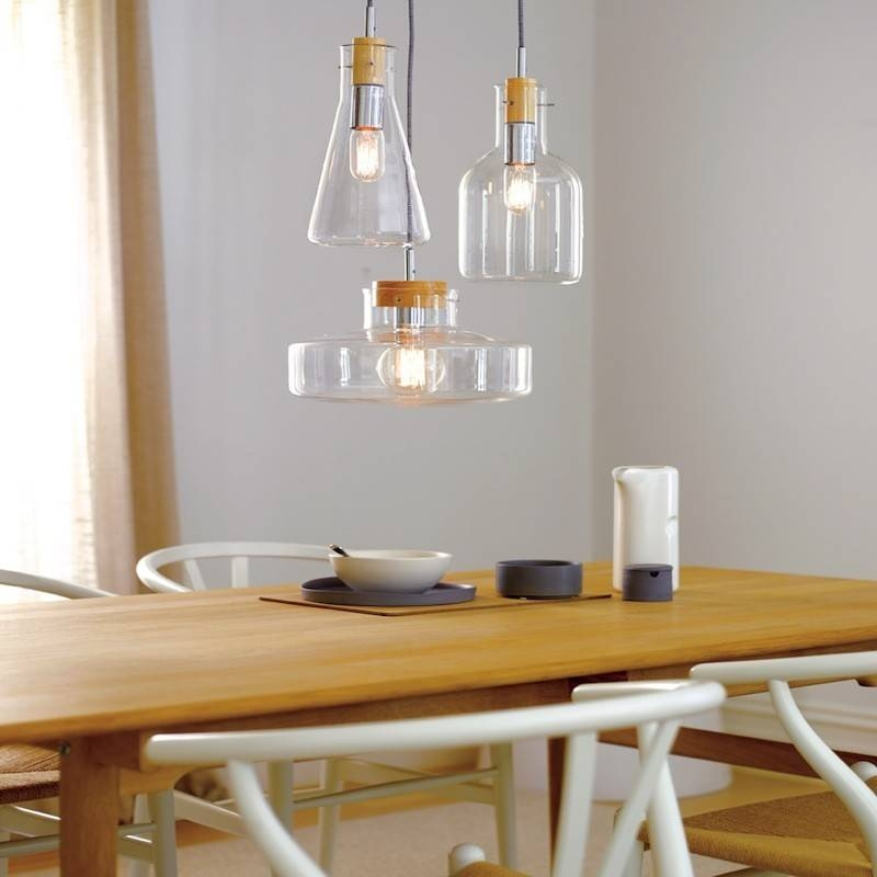 Lab Bottle Beaker Pendant | The Block Shop With Beacon Pendant Lighting (View 6 of 15)