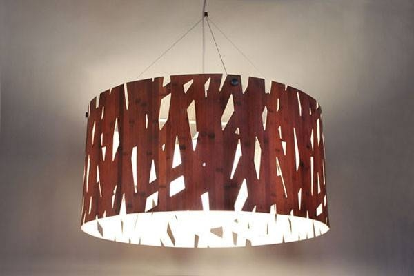 Lampa Forest Satellite | Lampa Forest Satellite Pendant Light With Regard To Wood Veneer Pendant Lights (View 14 of 15)