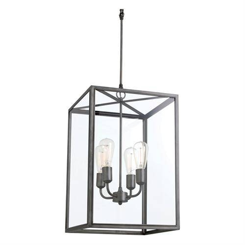 Lantern Style Pendant Lighting (#13 of 15)