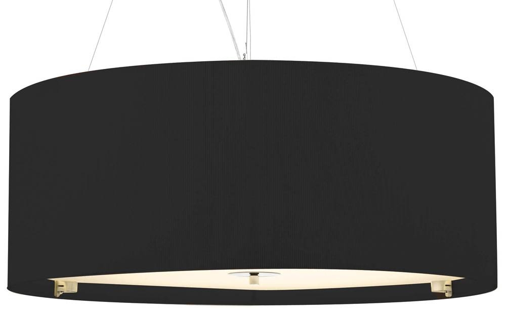 Large Pendant Lighting Uk | Roselawnlutheran With Regard To Black Drum Pendants (View 5 of 15)