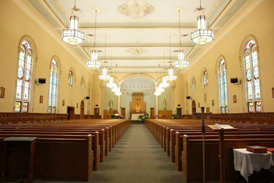 Led Church Lightingcraft Metal Products With Church Pendant Lights (#8 of 15)
