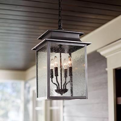 Lighting & Ceiling Fans   Indoor & Outdoor Lighting At The Home Depot Regarding Pendant Lighting With Matching Chandeliers (#12 of 15)