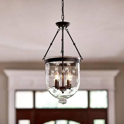 Lighting & Ceiling Fans | Indoor & Outdoor Lighting At The Home Depot With Hampton Lights Fixtures (View 10 of 15)