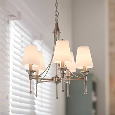 Viewing Photos of Pendant Lighting With Matching Chandeliers ...