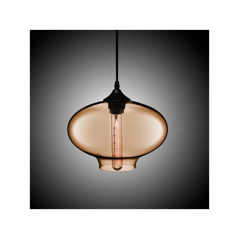 Lighting – Ceiling Lights – Pendant Lights – (in Stock) Hand Blown Regarding Hand Blown Glass Mini Pendant Lights (View 11 of 15)