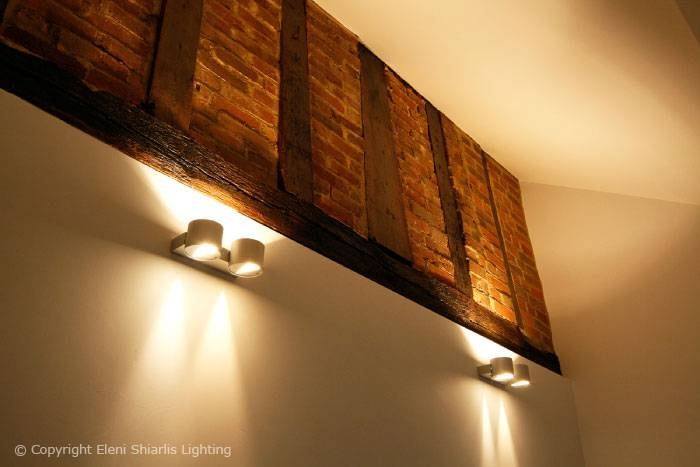 Lighting Design For A Modern Barn Conversion – Residential For Barn Lights Uk (#14 of 15)
