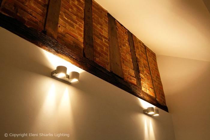 Lighting Design For A Modern Barn Conversion – Residential For Barn Lights Uk (View 4 of 15)