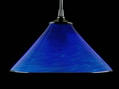 Lighting Design Ideas : Blue Pendant Light Dominic Nicholas In Blue Pendant Lights Fixtures (#14 of 15)