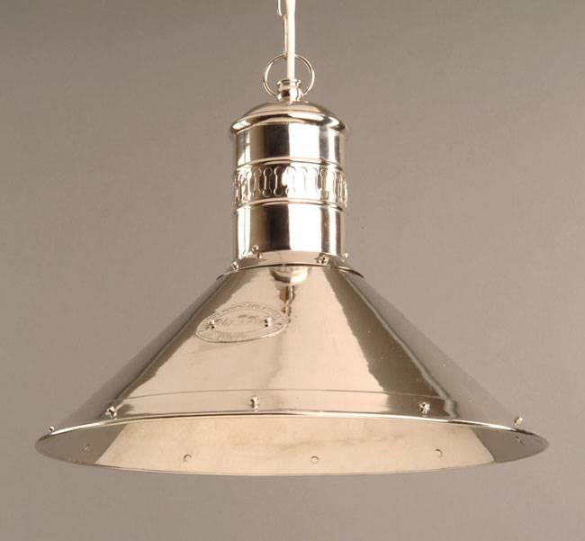 Lighting Design Ideas: Brushed Polished Nickel Pendant Lights In Intended For Polished Nickel Pendant Lights Fixtures (#10 of 15)