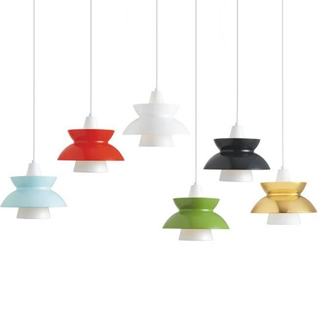 Lighting Design Ideas: Ceiling Hanging Mid Century Modern Pendant Throughout Modern Red Pendant Lighting (#10 of 15)