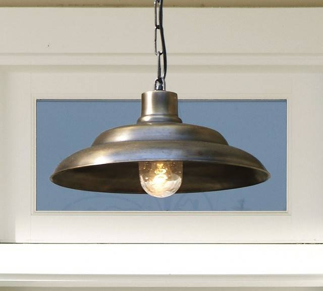 Lighting Design Ideas: Great Ideas Hanging Barn Lights Metal Pertaining To Galvanized Pendant Barn Lights (#12 of 15)