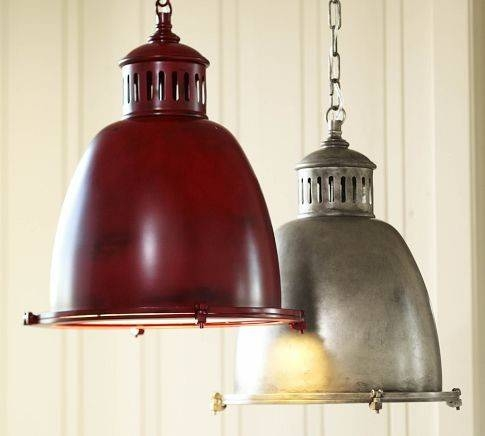 Lighting Design Ideas: Great Ideas Hanging Barn Lights Metal Regarding Barn Pendant Lights Fixtures (#6 of 15)