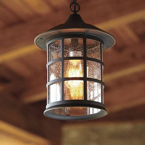 Lighting Design Ideas: Hanging Porch Outdoor Pendant Lighting Throughout Exterior Pendant Light Fixtures (#13 of 15)
