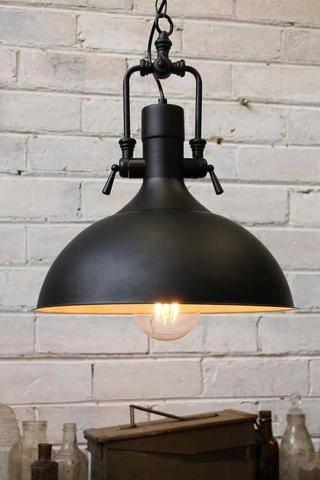 Lighting Design Ideas : Industrial Pendant Light Fixtures Dome With Regard To Industrial Pendant Lighting Australia (#11 of 15)