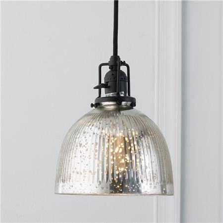 Lighting Design Ideas: Mercury Glass Pendant Light Fixture Mercury With Mercury Glass Lights Pendants (#4 of 15)