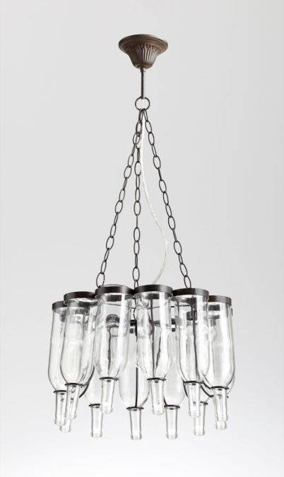 Lighting Fixtures For Wine Enthusiasts | Inside The Designers Studio For Wine Glass Lights Fixtures (#11 of 15)