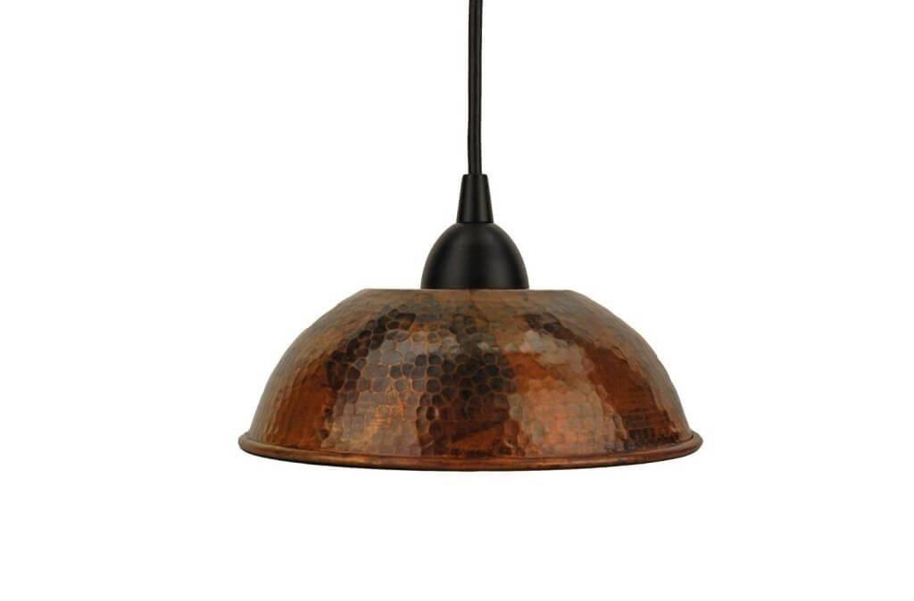 lighting good hand hammered copper pendant light u2013 stylish copper inside hammered copper pendants