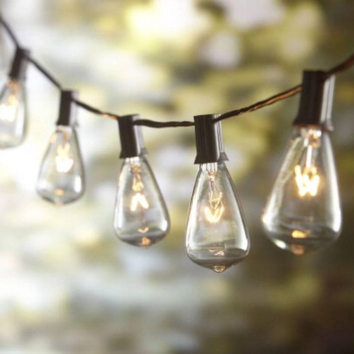 Lighting Ideas For Outdoor Living Regarding Lowes Edison Lighting (#12 of 15)