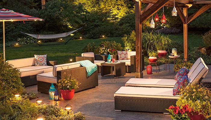 Lighting Ideas For Outdoor Living Regarding Lowes Outdoor Hanging Lights (View 6 of 15)