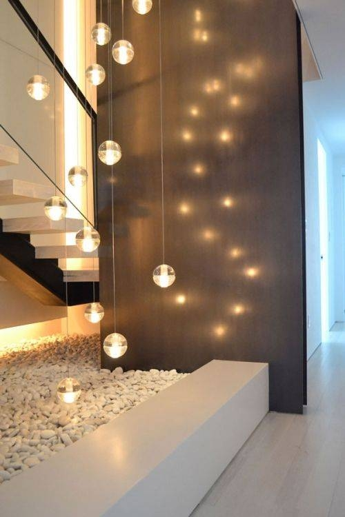 Lighting Solutions For Your Stairs And Beyond | At A Glance Decor Throughout Entrance Pendant Lights (#13 of 15)