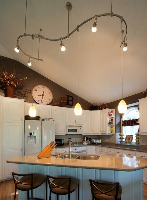 Lighting Vaulted Ceiling – An Ideabookkmaphoto In Pendant Lights For Vaulted Ceilings (#9 of 15)