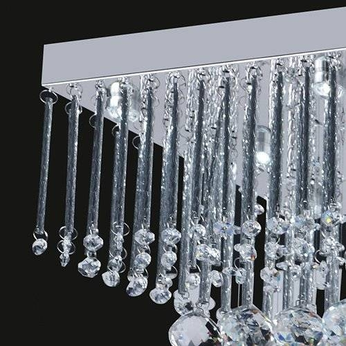 Lightinthebox 12w Artistic Led Ceiling Light In Crystal Beaded For Lights In The Box Lighting (View 8 of 15)