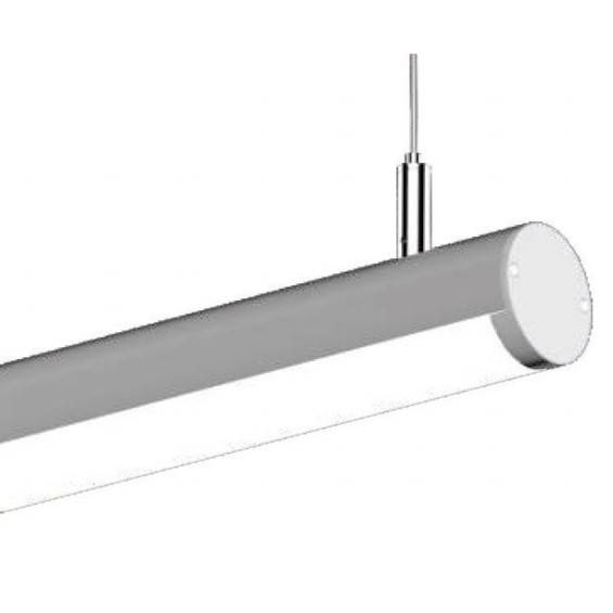 Linear Pendant Light Fixtures | Commercial Pendant Lighting Intended For Commercial Hanging Lights Fixtures (View 5 of 15)